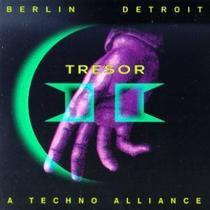 Tresor, Vol. 2: Berlin-Detroit - A Techno Alliance