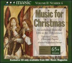 BBC Music, Vol. 2, No. 4: Music for Christmas by Jacob Heringman