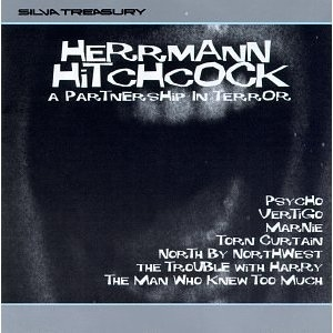Herrmann/Hitchcock - A Partnership In Terror by Various Artists