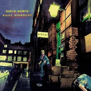 The Rise & Fall of Ziggy Stardust and the Spiders from Mars by David Bowie