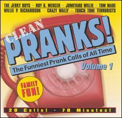 Clean PRANKS! The Funniest Prank Calls Of All Time, Vol  1