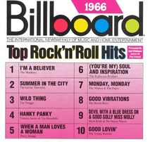Billboard Top Rock & Roll Hits: 1966