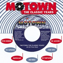 Motown: The Classic Years, Disc 1