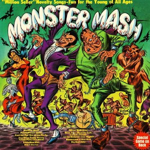 Murfie Music Monster Mash By Peter Pan Records