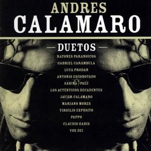 Duetos by Andrés Calamaro