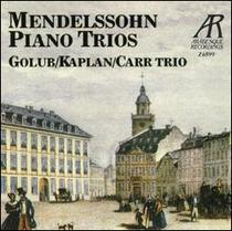 Mendelssohn Piano Trios