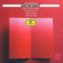 Feruccio Busoni: Doktor Faust