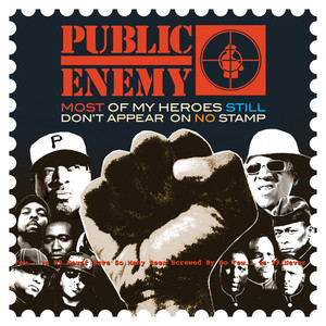 Most of My Heroes Still Don't Appear on No Stamp by Public Enemy