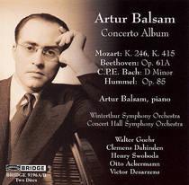 Mozart, Beethoven, Hummel, C.P.E. Bach: Piano Concertos, Disc 2