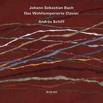Bach: Das wohltemperierte Clavier, Disc 4