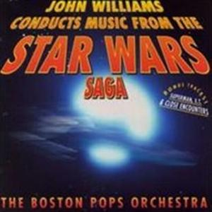 Music From the Star Wars Saga by Various Artists