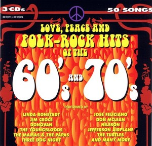 murfie music love peace and folk rock hits of the 60 s and 70 s