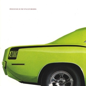 Pentastar: In the Style of Demons by Earth
