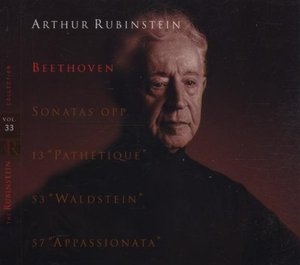 Murfie Music | The Rubinstein Collection, Vol  33: Beethoven