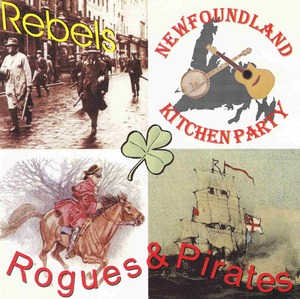 Murfie Music | Rebels, Rogues & Pirates by Newfoundland