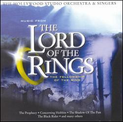 Music from Lord of the Rings: The Fellowship of the Rings by Hollywood Studio Orchestra