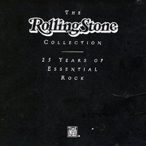 The Rolling Stone Collection: 25 Years of Essential Rock, Disc 6: 1982-1986
