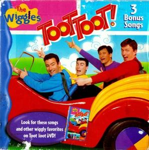 Murfie Music | Toot Toot! 3 Bonus Songs by The Wiggles