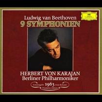 Beethoven: 9 Symphonien, Disc 1