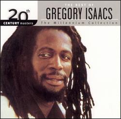 20th Century Masters - The Millennium Collection: The Best of Gregory Isaacs by Gregory Isaacs