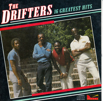 Murfie Music 16 Greatest Hits By The Drifters