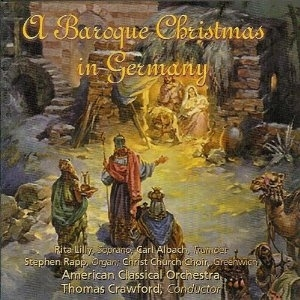 Murfie Music | a Baroque Christmas in Germany by American ...