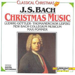 J.S. Bach: Christmas Music by Ludwig Güttler
