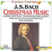 J.S. Bach: Christmas Music