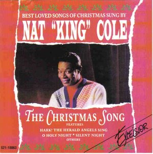 Murfie Music | Christmas Favorites by Nat King Cole