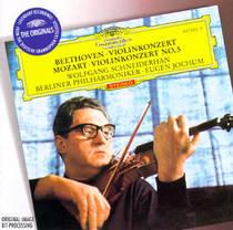 Beethoven: Violinkonzert / Mozart: Violinkonzert No. 5