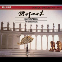 Mozart: Serenades for Orchestra, Disc 3