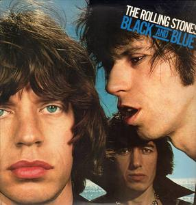 Black and Blue by The Rolling Stones
