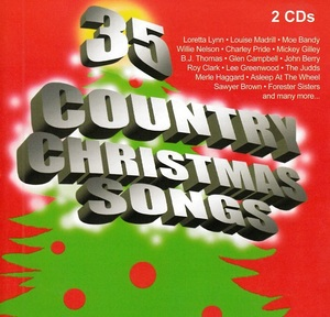 35 country christmas songs disc 1 by various artists - Country Christmas Songs
