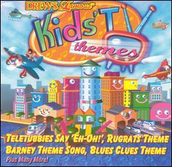 Kids TV Themes by Drews Famous