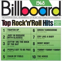 Billboard Top Rock'n'Roll Hits: 1968