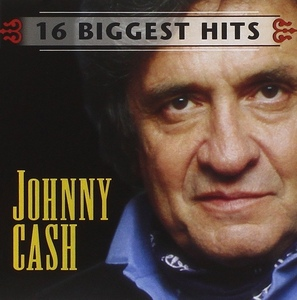 16 Biggest Hits by Johnny Cash