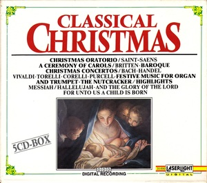 Classical Christmas, Disc 1 by Berlin Symphony Orchestra