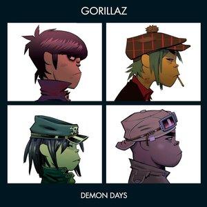 Demon Days by Gorillaz