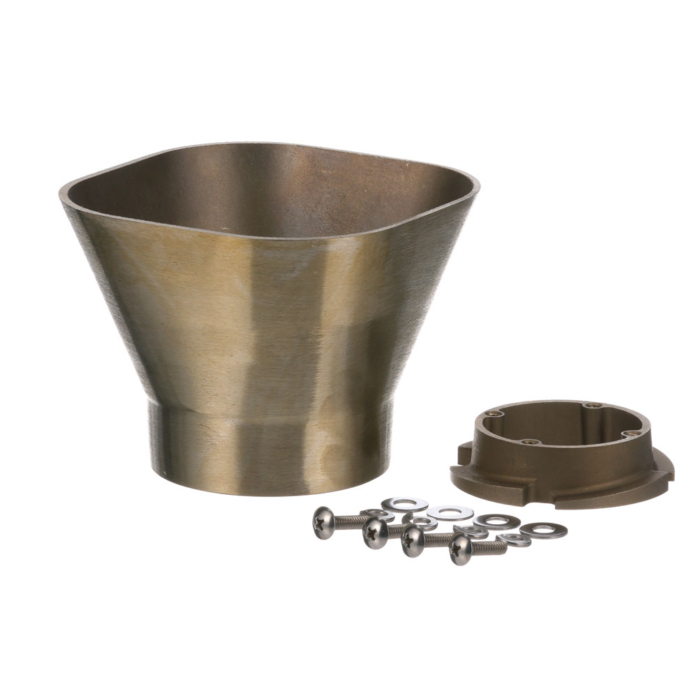 "102-1164 - FUNNEL,FRANKLIN DRAIN, 4"" OD"