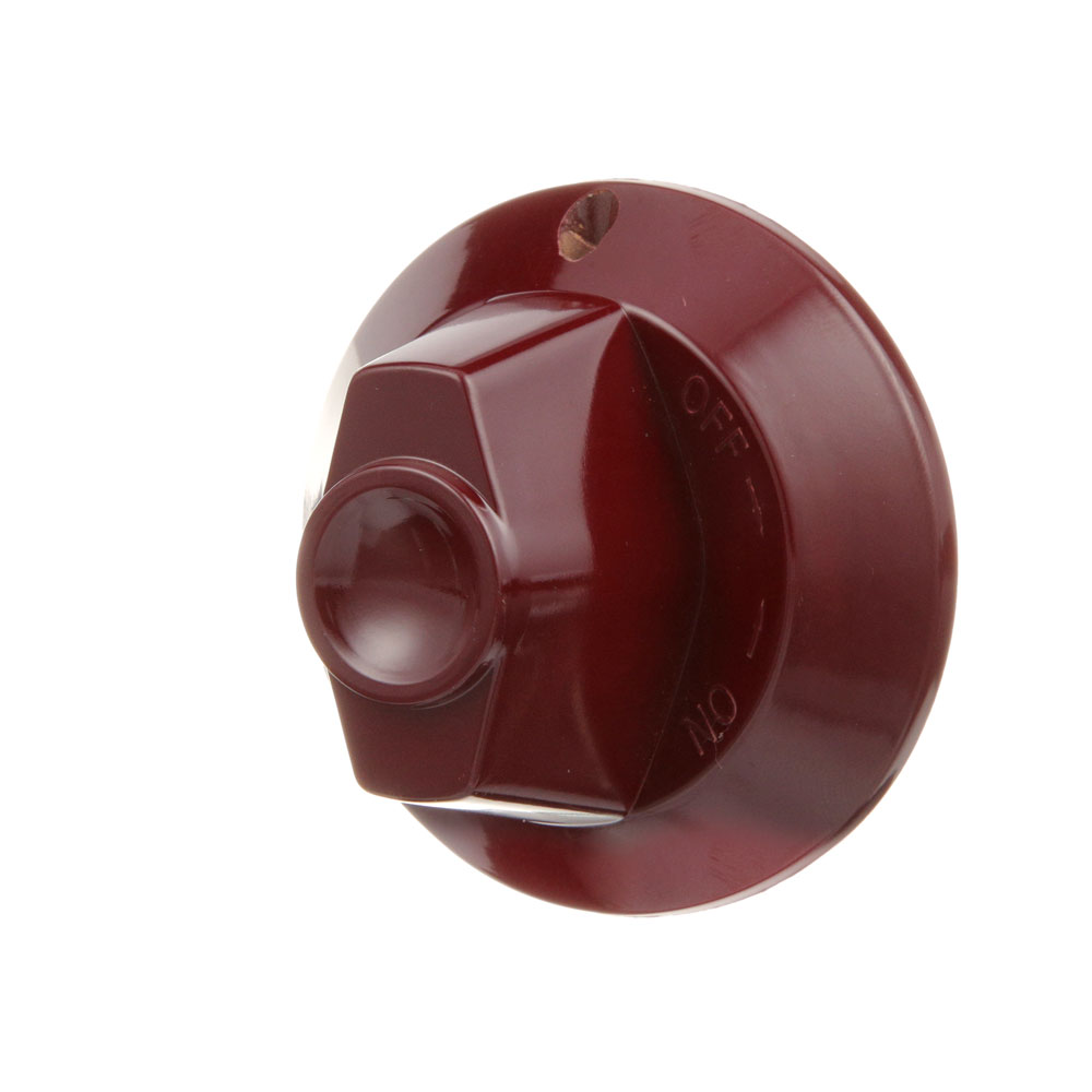 22-1433 - HANDLE, VALVE RED