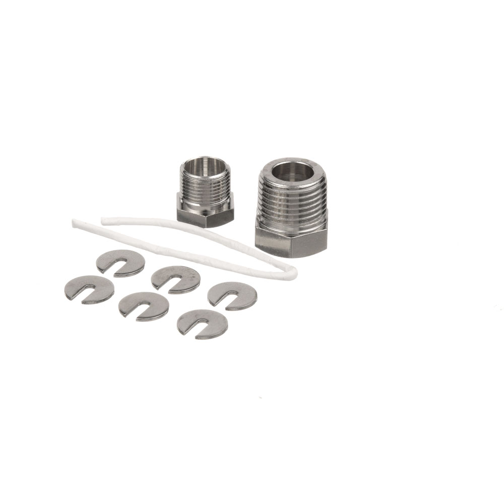 "26-1152 - STUFFING BOX 3/8"" NICKEL PLATED"