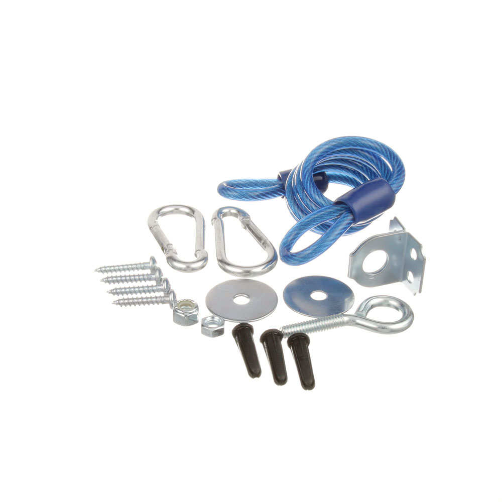"26-1345 - RESTRAINING CABLE 35"" FOR 48"" HOSE"