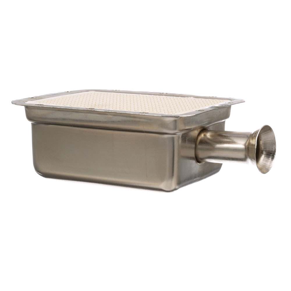 26-1918 - INFRA RED BURNER 8-1/4 X 5-1/8  STEEL