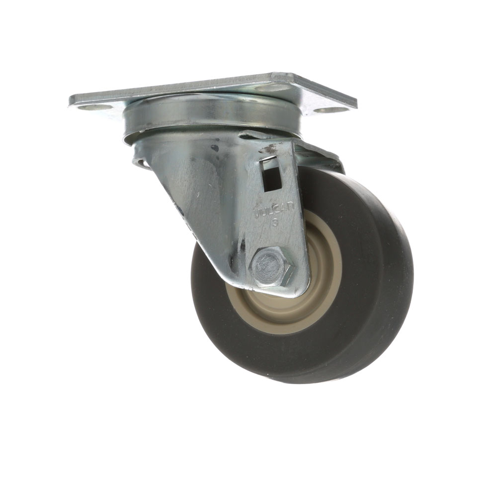 26-2372 - PLATE MOUNT CASTER 3 W 2-3/8 X 3-5/8