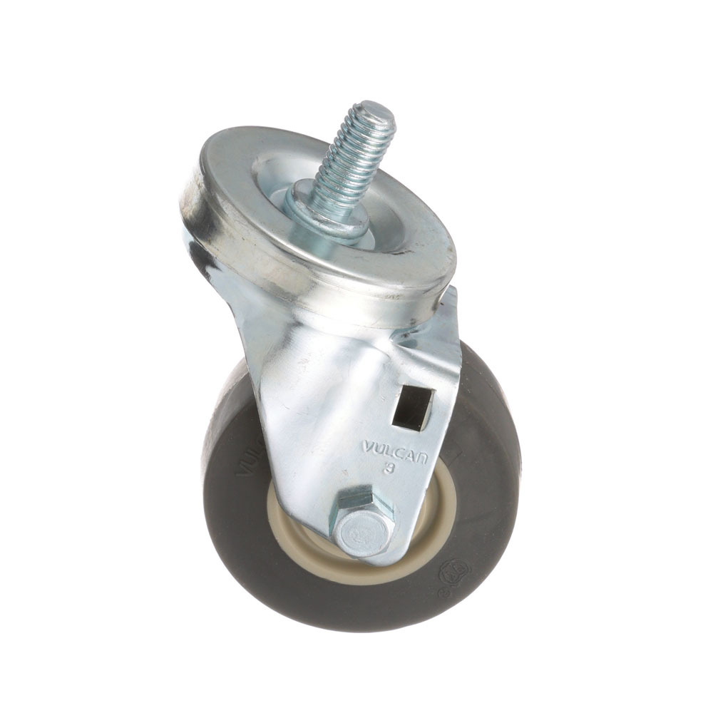 26-2414 - THREADED STEM CASTER 3 W  1/2-13 X 1