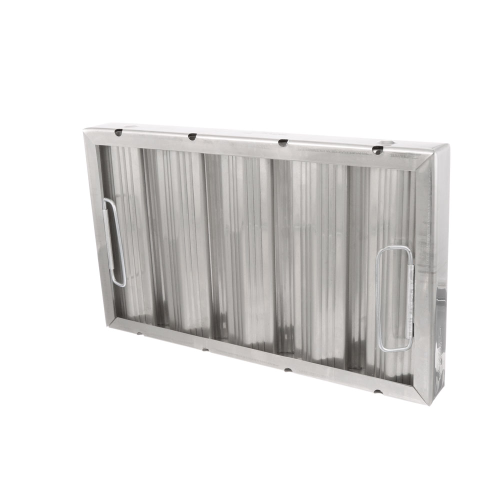 26-3888 - BAFFLE FILTER  - 10 X 16, S/S