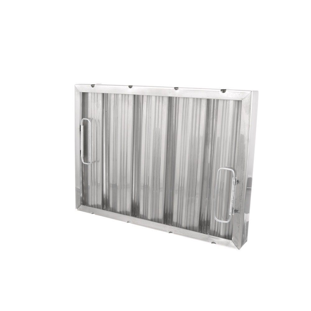 26-3891 - BAFFLE FILTER  - 12 X 16, S/S