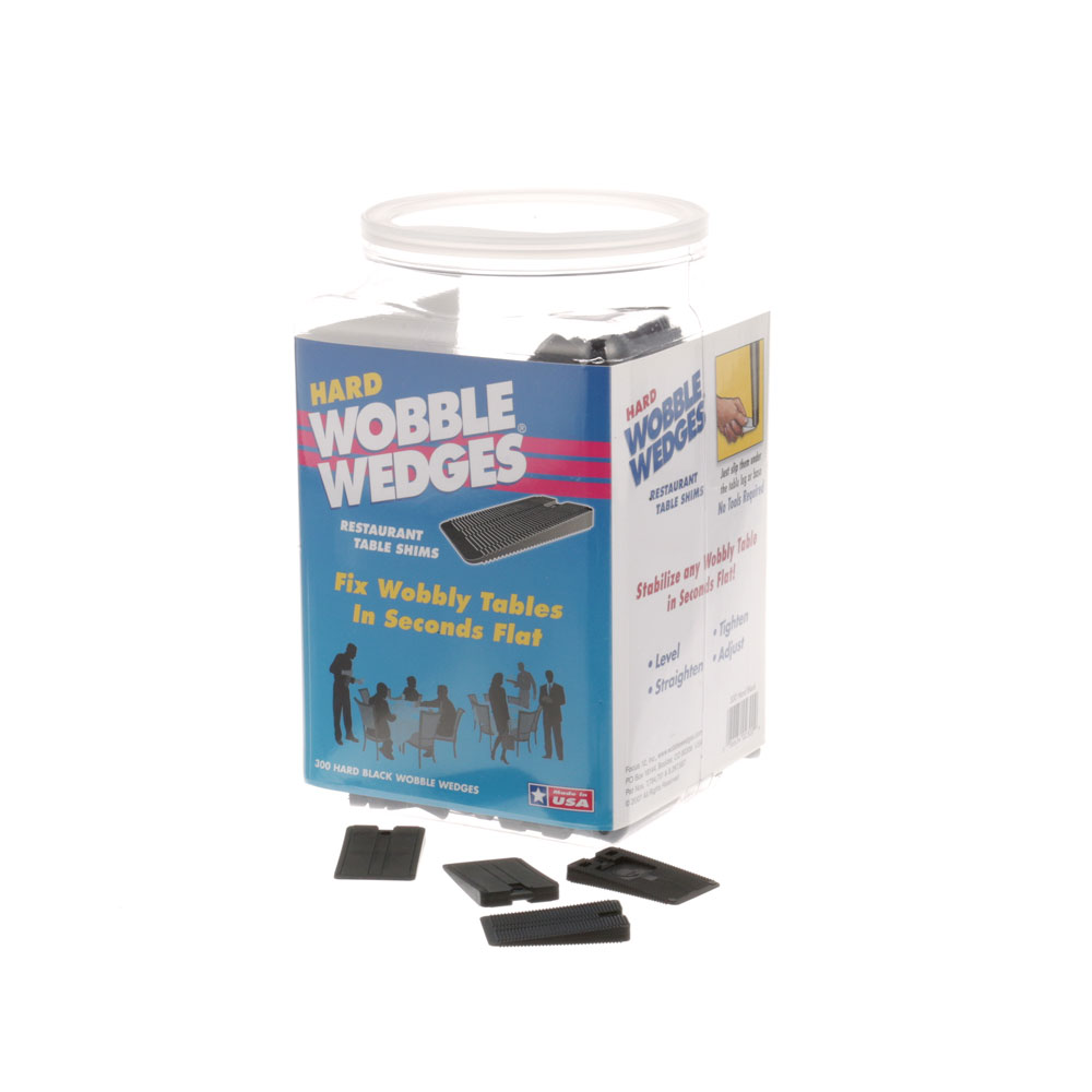 26-4528 - WOBBLE WEDGE - BLACK, TUB/300