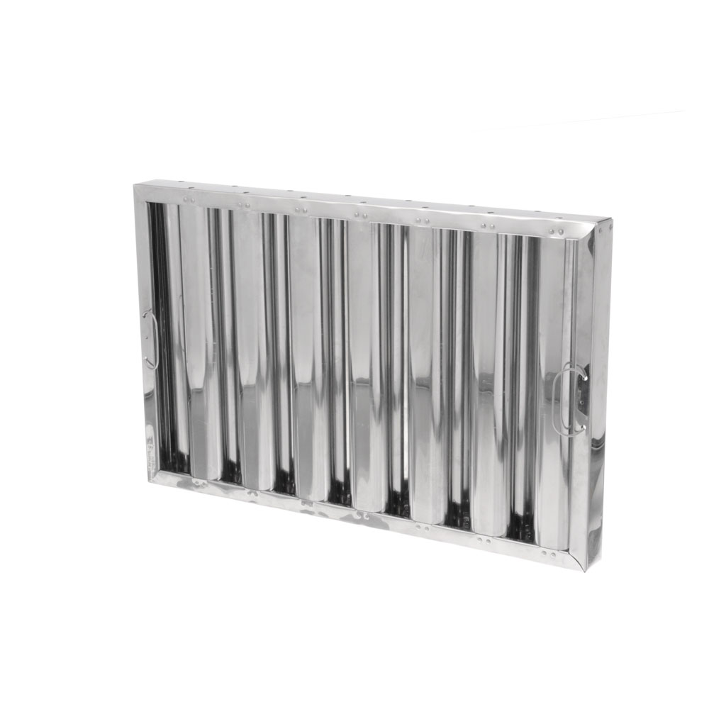 26-4591 - GREASE FILTER, S/S  - 16 X 25 X 2