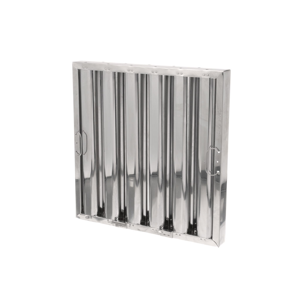 31-722 - 20 X 20 Ss Hood Filter W/ Hooks, Axia
